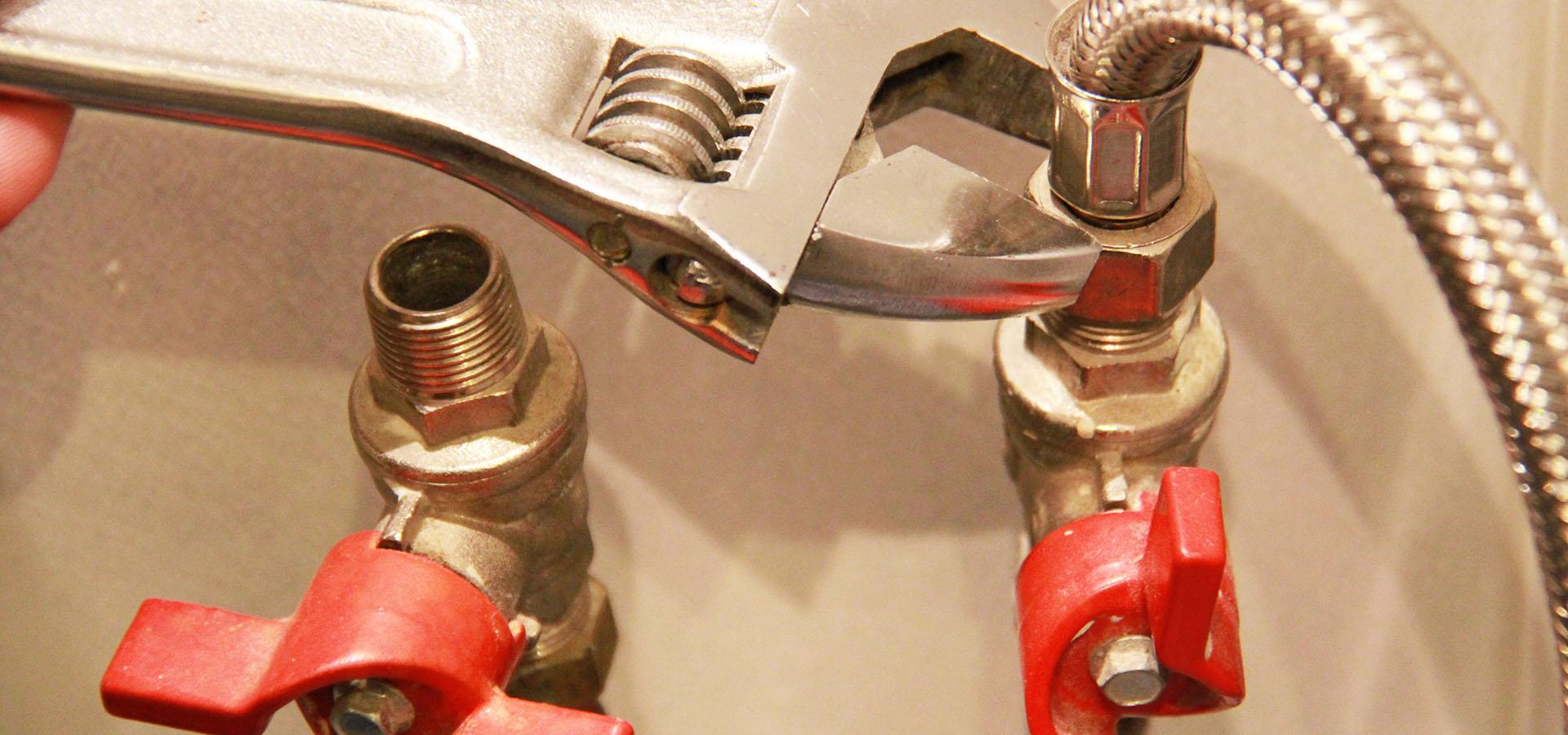 Installation et dépannage de plomberie